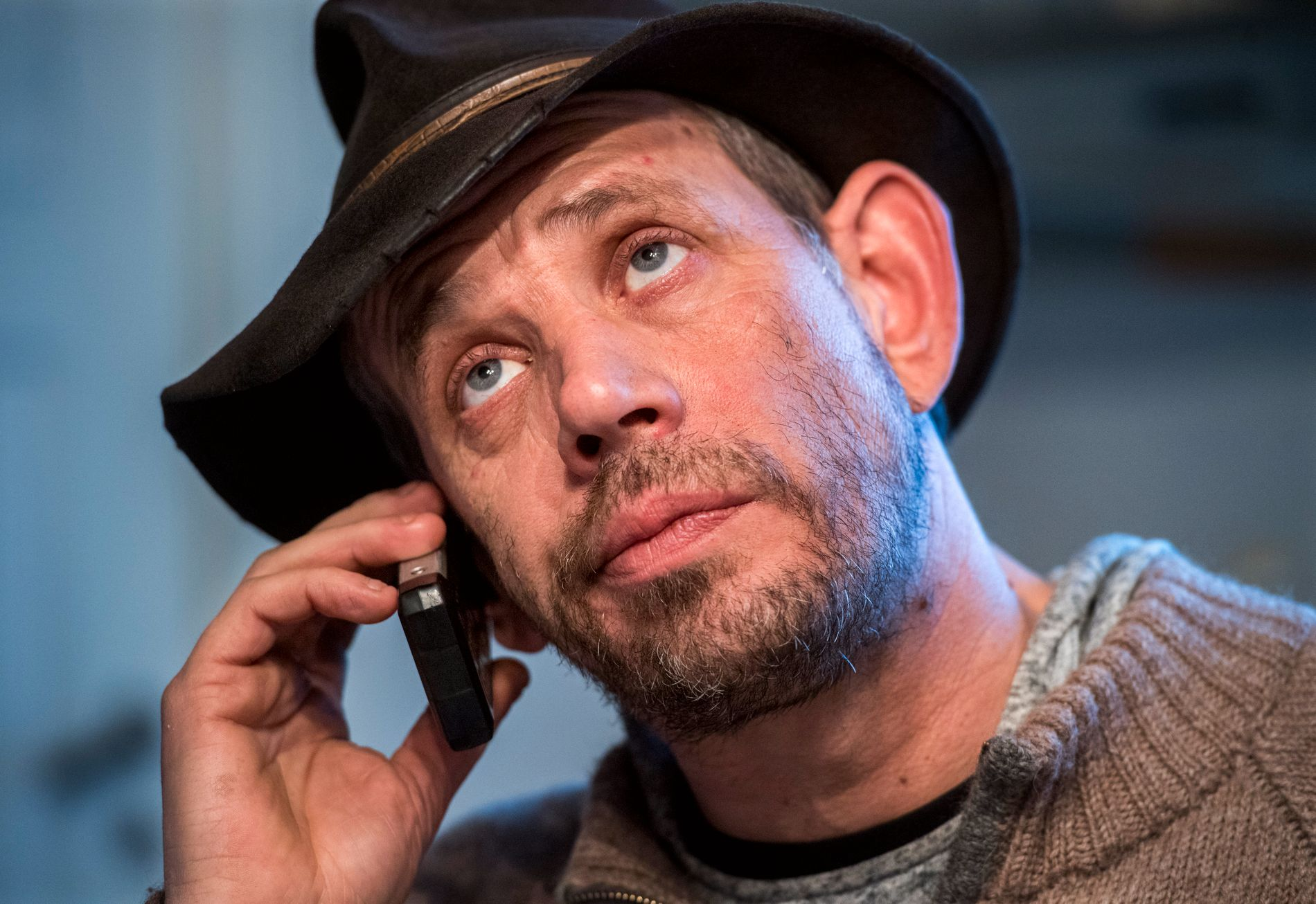 OPERASJON: TV-profilen Leif Einar Lothe forteller at han skal opereres på fredag.