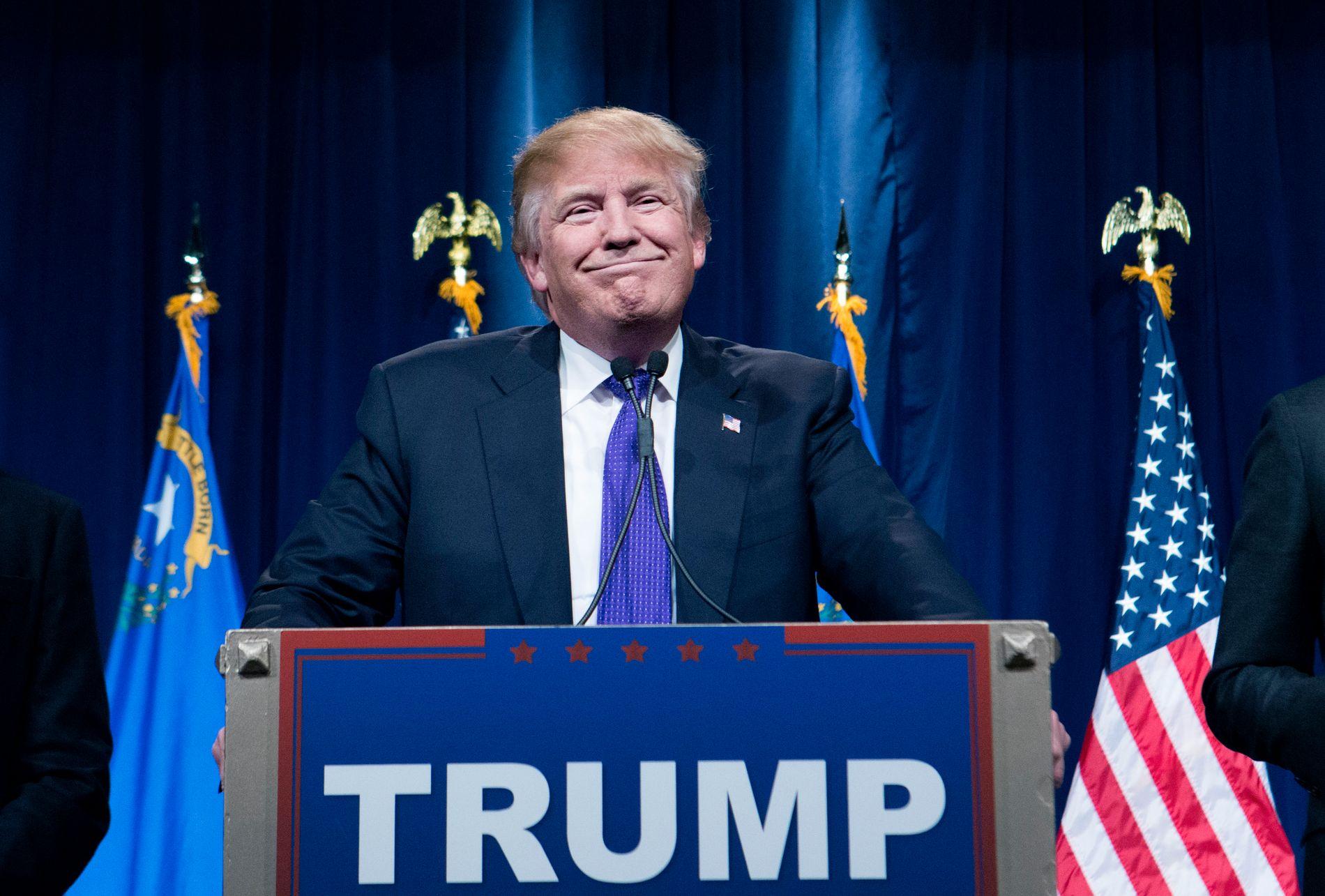 DEN EKTE TRUMP? – Det ville være en unnlatelsessynd av de store om man langt på vei ignorerte Twitter-Trump. Det er der man ser hva han er laget av, skriver kronikkforfatteren.