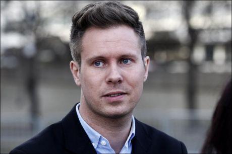 HJALP MED PSYKOLOG: Eskil Pedersen gikk til psykolog etter terrorangrepet 22. juli, og mener det er viktig å forebygge psykiske problemer i ung alder. Blant annet vil han ha bedre lavterskeltilbud og behandlingsgaranti for unge. Foto: Jan Petter Lynau, VG