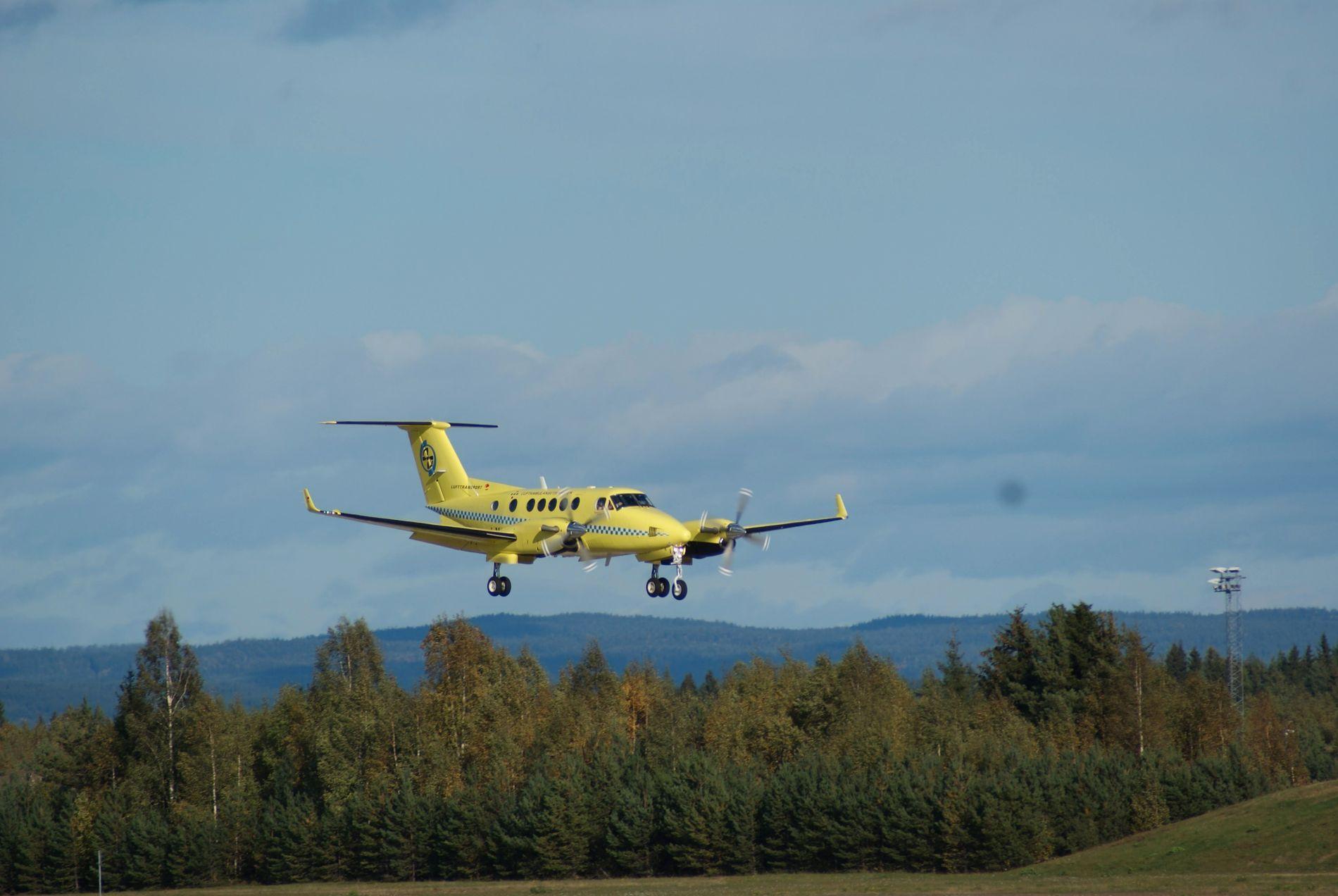 KRISE: Etter at det ble klart at selskapet Babcock Scandinavian AirAmbulance tar over luftambulansetjenesten i Norge, har det vært