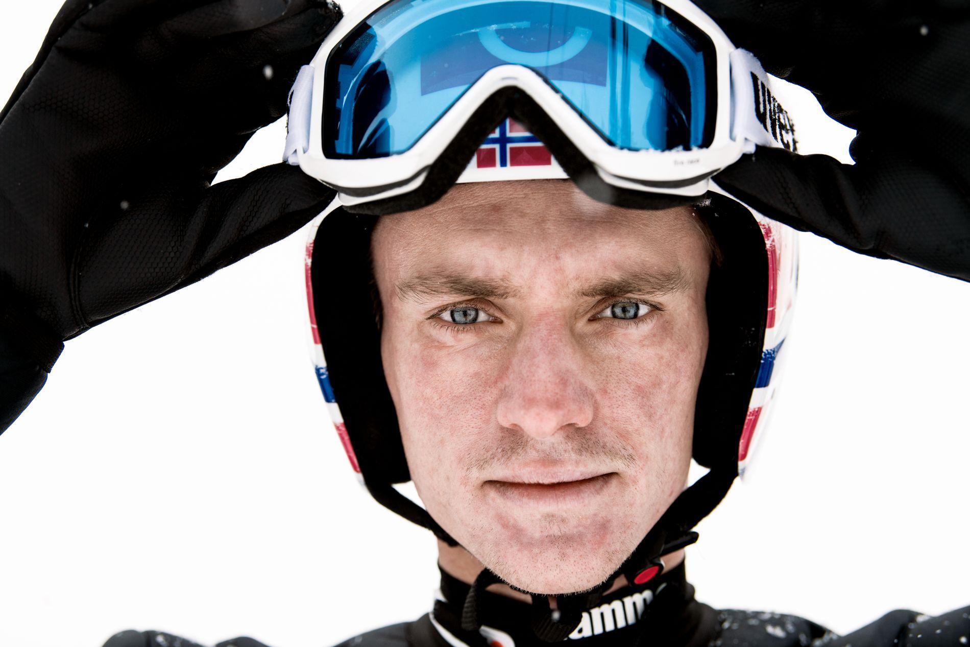 LANDSLAGSHOPPER: Anders Fannemel.