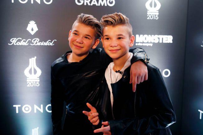 POPULÆRE: Marcus & Martinus har fått en enorm fanskare av unge jenter.