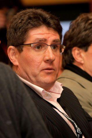Sykkeljournalist Paul Kimmage.
