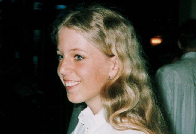 MYSTERIET: Tina Jørgensen (20) ble funnet drept en måned etter at hun forsvant i 24. september 2000. Her er hun som konfirmant.