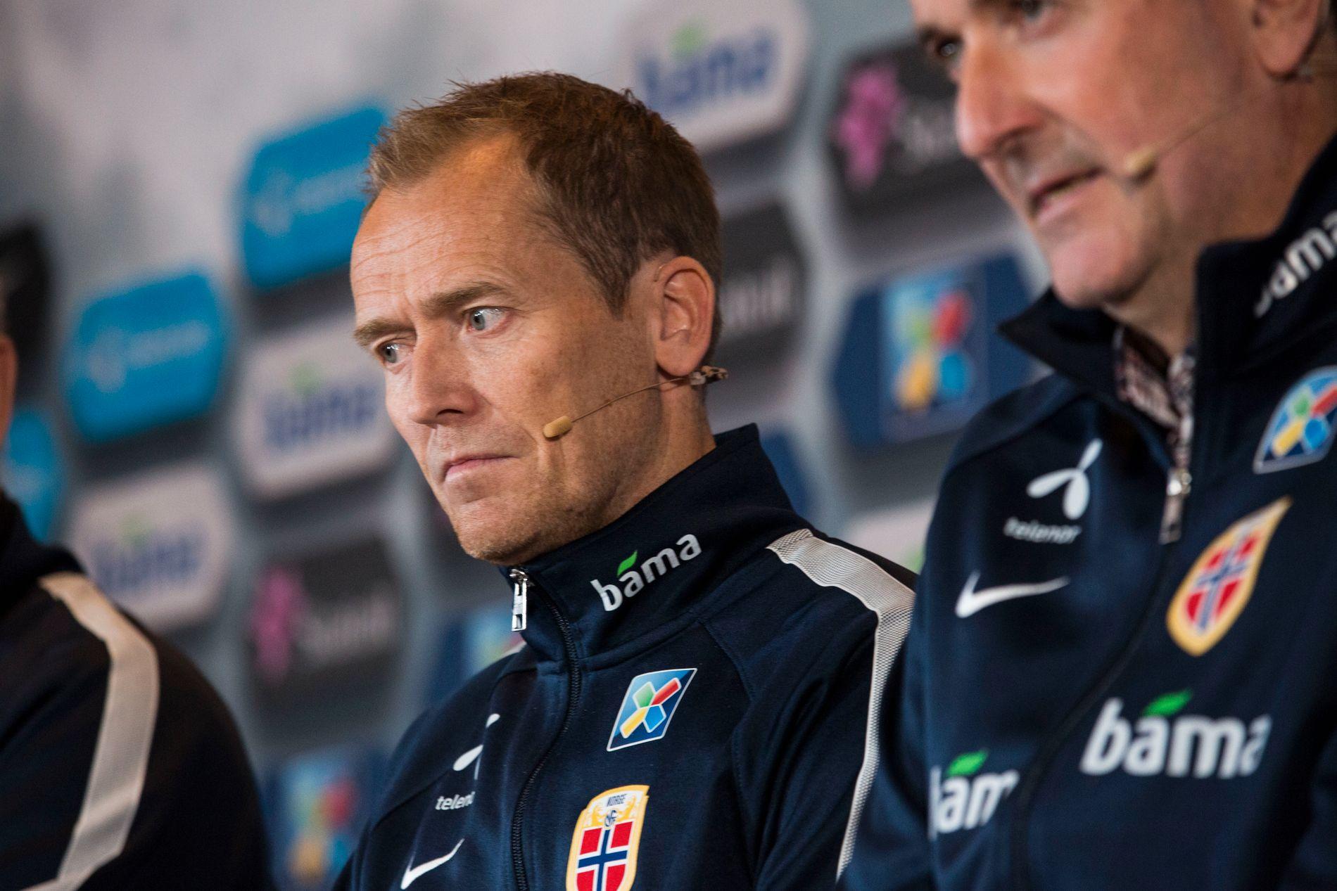 Forliksrådet har avvist Svein-Erik Edvartsens injuriesøksmål mot Svein Graff, direktør for kommunikasjon og samfunn i NFF. Foto: Mariam Butt / NTB scanpix