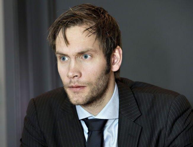 STATSSEKRETÆR: Vidar Brein-Karlsen (Frp) i Justisdepartementet.