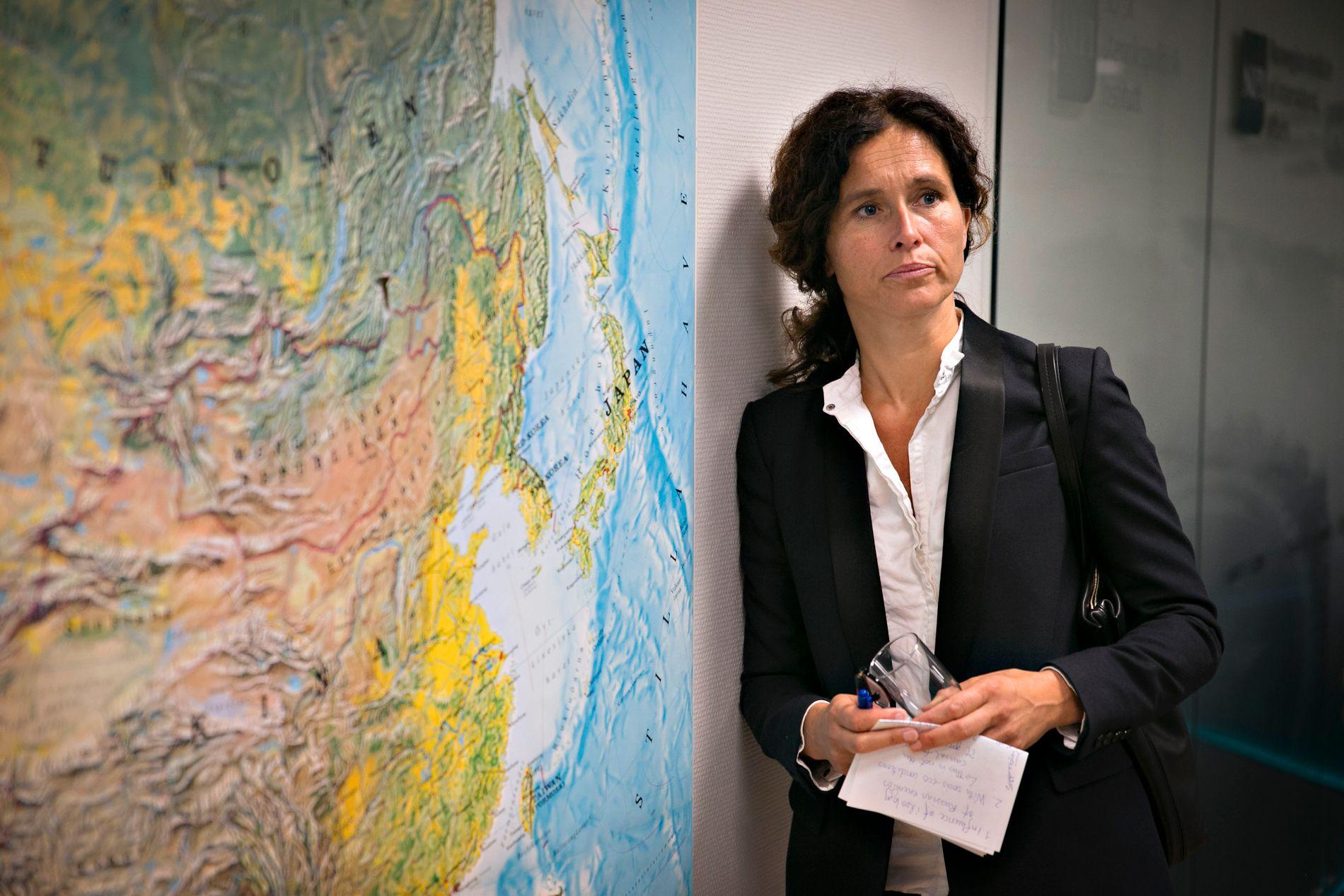 GJØR IKKE DET DE SIER: Seniorforsker Julie Wilhelmsen på NUPI har skrevet om hvordan forholdet mellom Russland og NATO har vært en spiral av mistillit siden 2014.