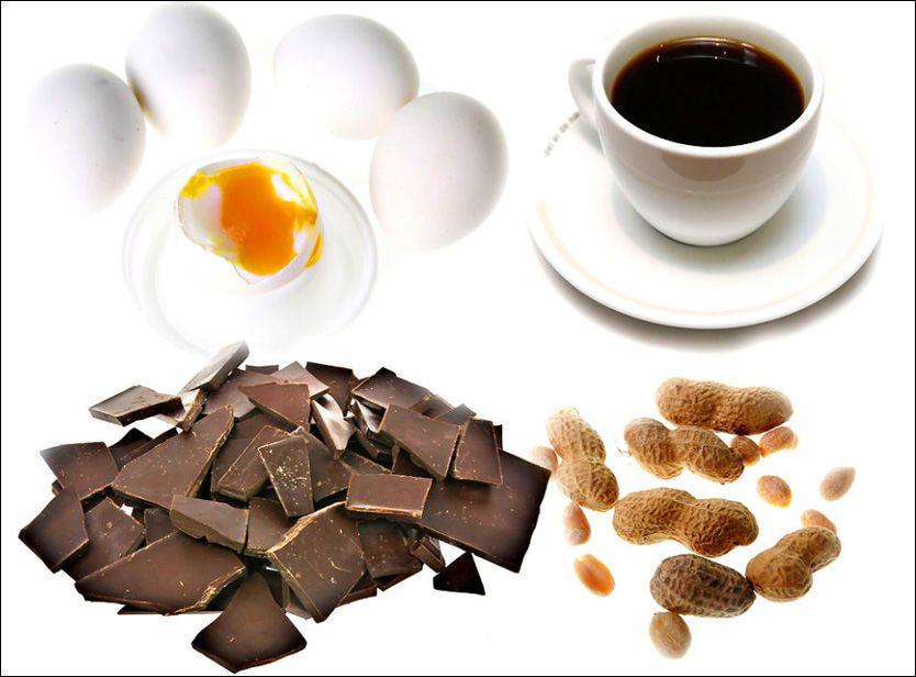 nei mat høyt kolesterol
