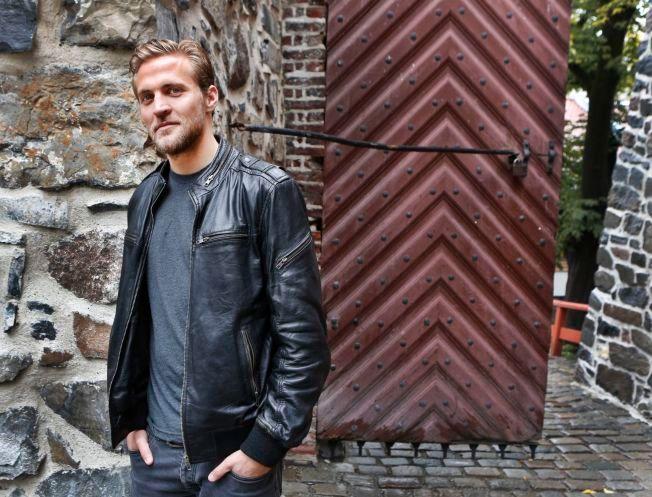 SNART «HOMELAND»-KLAR: Skuespiller Tobias Santelmann har kapret flere internasjonale roller de siste årene.
