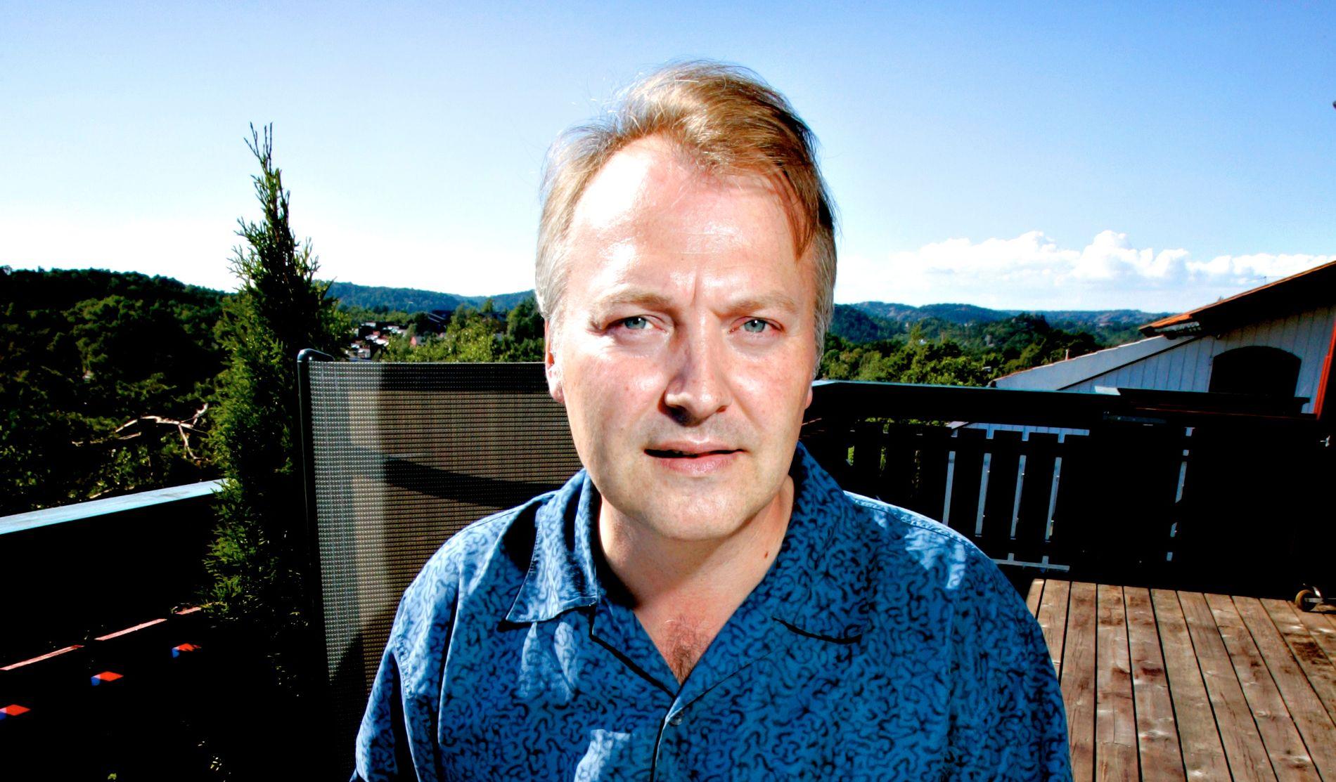 GAMMEL TRAVER: Vidar Kleppe er ikke overrasket over at partiet hans, Demokratene, er større enn Frp i Kristiansand. Han har fartstid i bystyret i Kristiansand fra 1987.