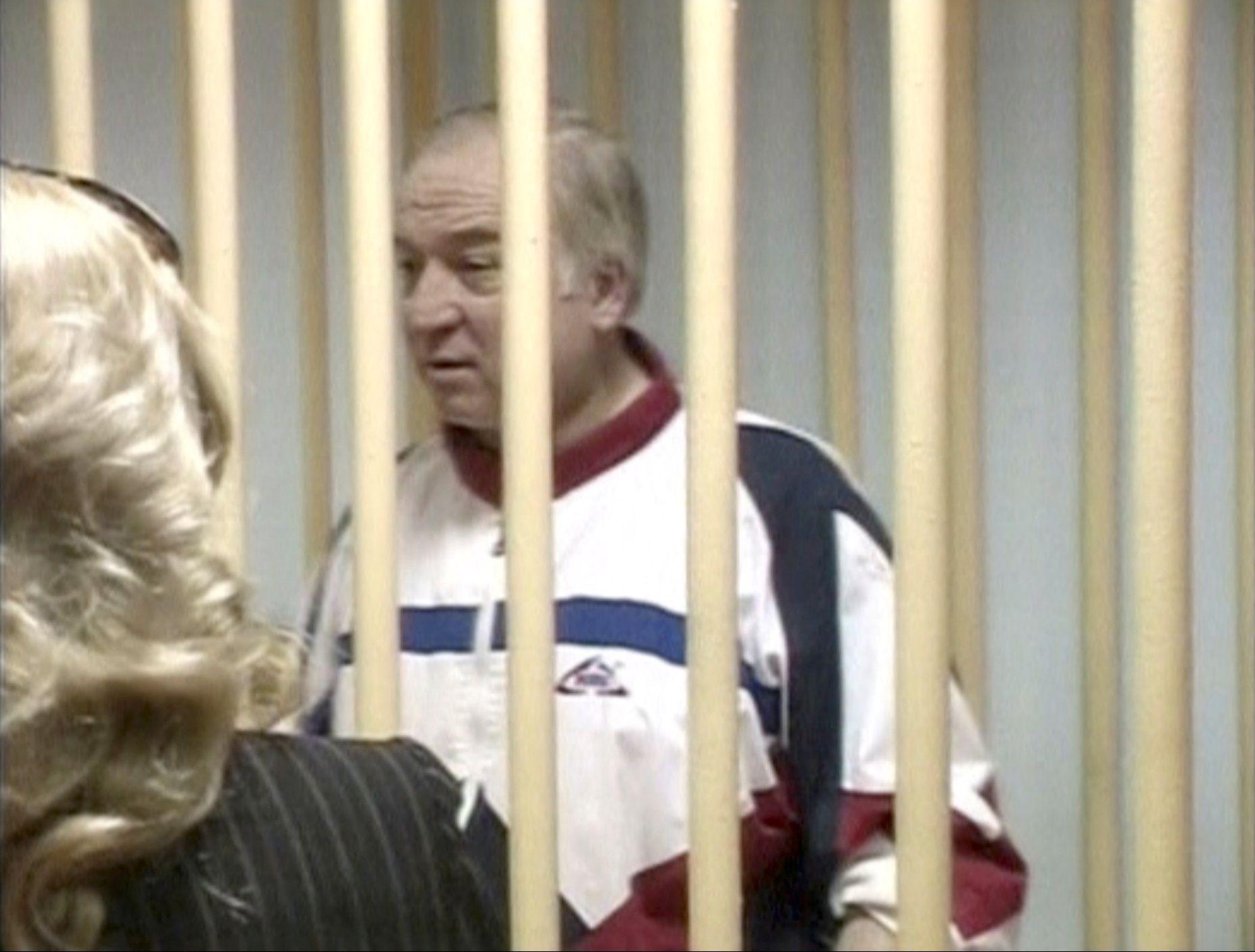 FORGIFTET: Den russiske eksspionen Sergej Skripal ble forgiftet av et sjeldent nervemiddel. Det startet ordkrigen mellom Storbritannia og Russland.