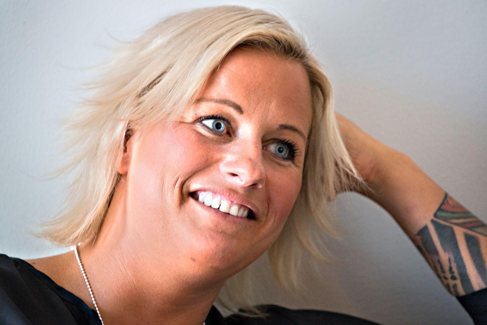 DØD: Vibeke Skofterud døde etter en vannscooter-ulykke søndag 29. juli 2018. Her fotografert i 2015 etter at hun la opp som langrennsutøver.