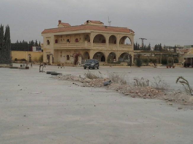 «KRIGSBYTTE»: I en privat melding til Ubaydullah Hussain fra Syria beskrev tiltalte dette huset som krigsbytte.