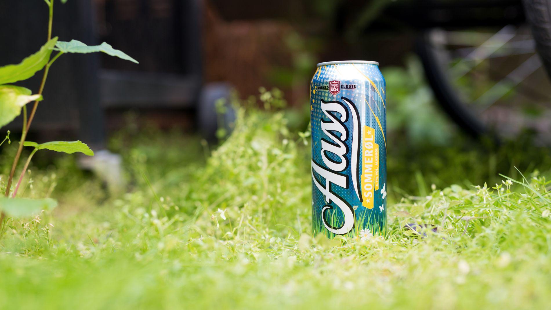MOT ØLKRISE? Aass er blant bryggeriene som allerede er rammet av CO₂-mangelen.