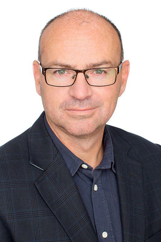 TAR OVER: Bjørnar Gundersen er midlertidig sjef i SSB.