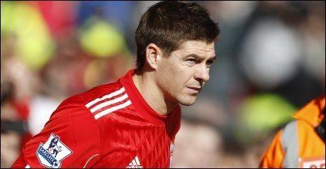 f6c03e4a Liverpool-kaptein Steven Gerrard er sendt til sykehus på grunn av en  infeksjon og kan trolig ikke spille fotball før i…