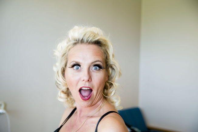 WENDY: Linn Skåber i forbindelse med filmen «Wendyeffekten» hvor hun spiller hovedrollen.
