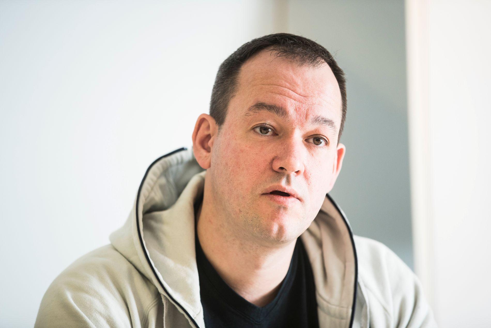 NIF-RÅDGIVER: Håvard Øvregård i Norges idrettsforbund jobber med saker som omhandler overgrep og sextrakassering.