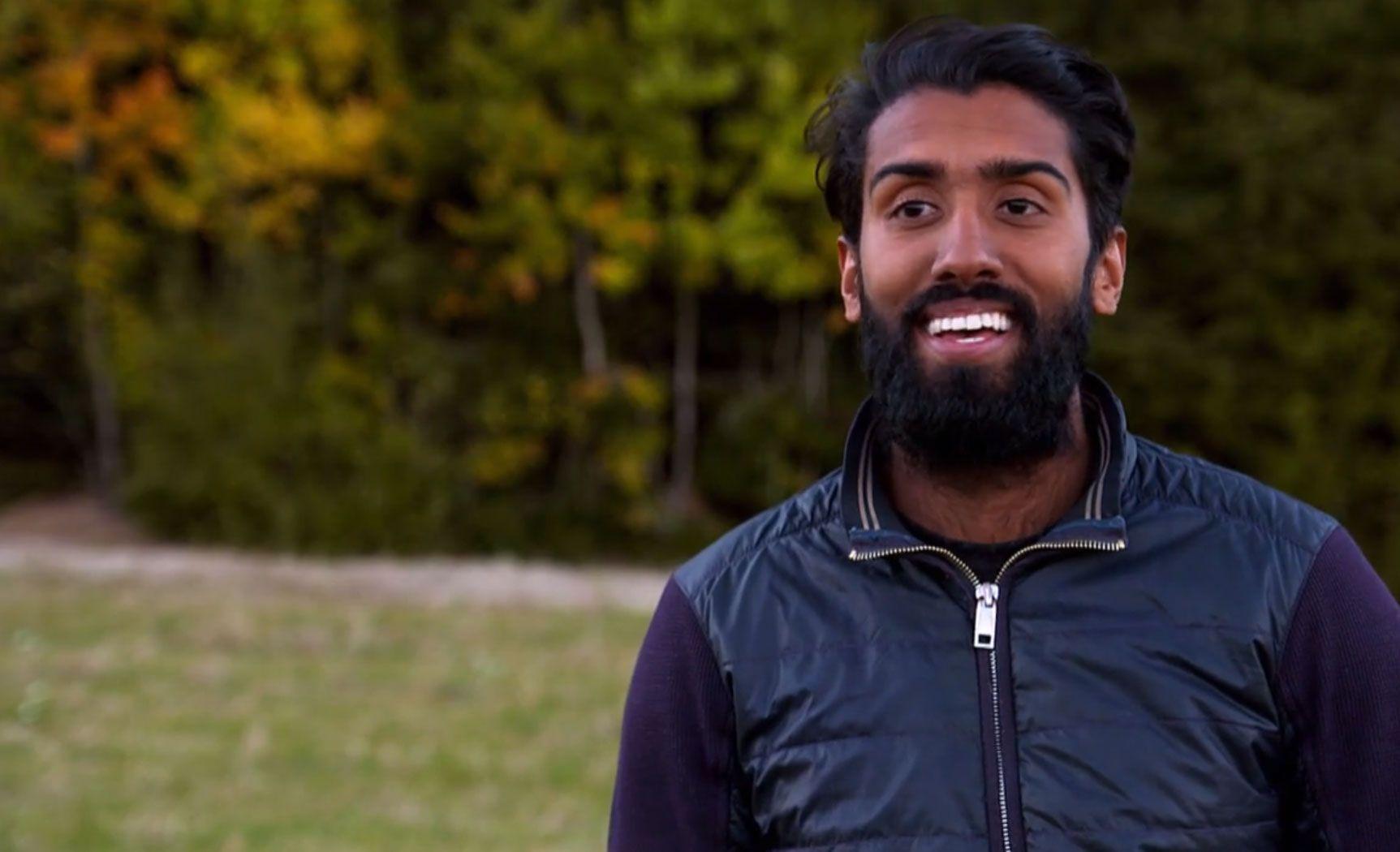SEMIFINALIST: Ali Ahmad kan med andre ord slappe av frem til søndagens semifinale.