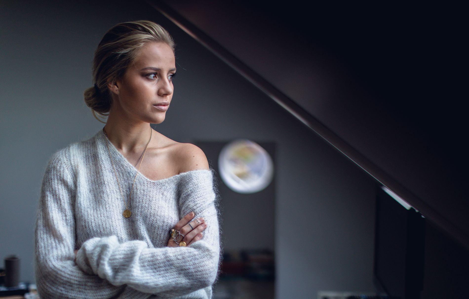 BLOGGER: Anniken Jørgensen (22) er en av Norges største bloggere, og har over 270.000 følgere på Instagram. Til høsten er hun aktuell i TV 2-serien «Bloggerne».