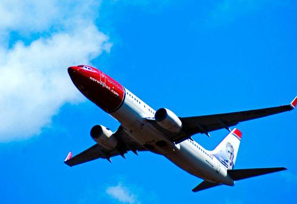 Norwegian: 6000 forsinkelser og 170 kanselleringer i juli