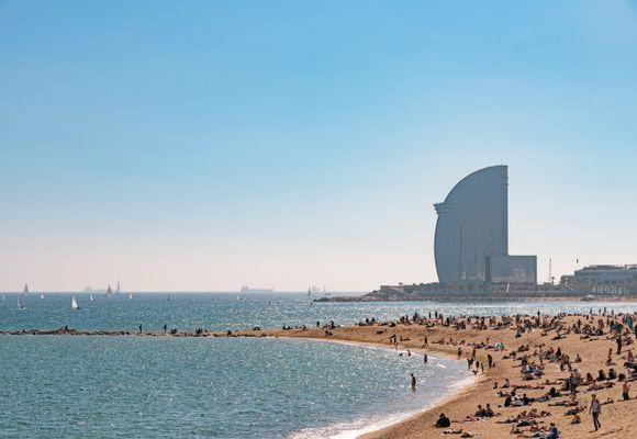 De hippeste bydelene i Barcelona