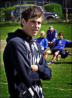 GIR RÅD TIL GAMLEKLUBBENE: - Byggk klubbhus og sats på talentene, er Håvard Nordtveits råd til Vats og Skjold. Foto: Hugo Bergsaker