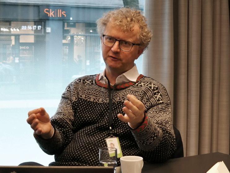 Sjeføkonom Jan L. Andreassen i Eika Gruppen.