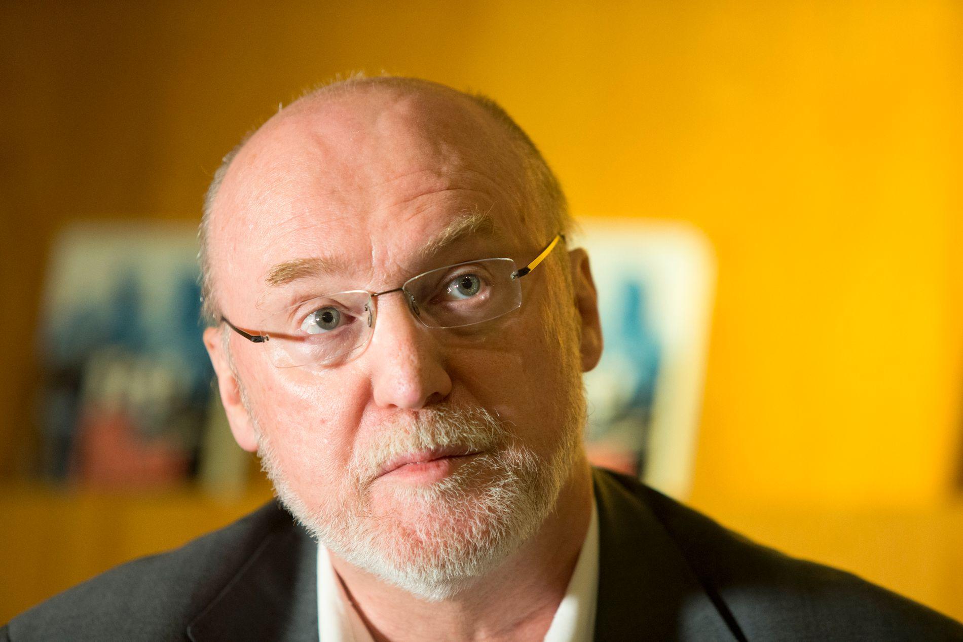 VALGFORSKER: Bernt Aardal ved Institutt for samfunnsforskning og Universitetet i Oslo