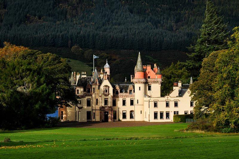 KJÆRLIGHET TIL NATUREN: I et tidligere intervju har Anders Holch Povlsen fortalt om hvor fantastisk han synes naturen er. Han har 12 eiendommer i Skottland.