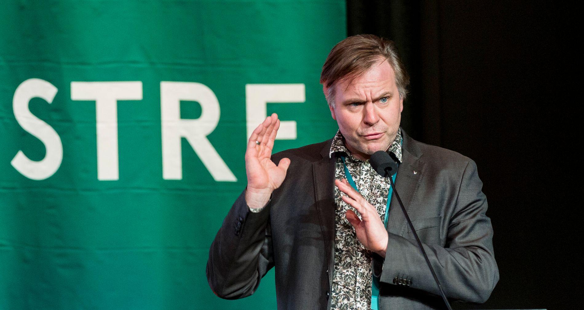 POPULÆR: Venstre-ordfører Alfred Bjørlo i Eid i Sogn og Fjordane fikk hver tredje stemme ved siste kommunevalg. Nå stiller han som ordførerkandidat i nye, sammenslåtte Stad kommune (Eid og Selje).