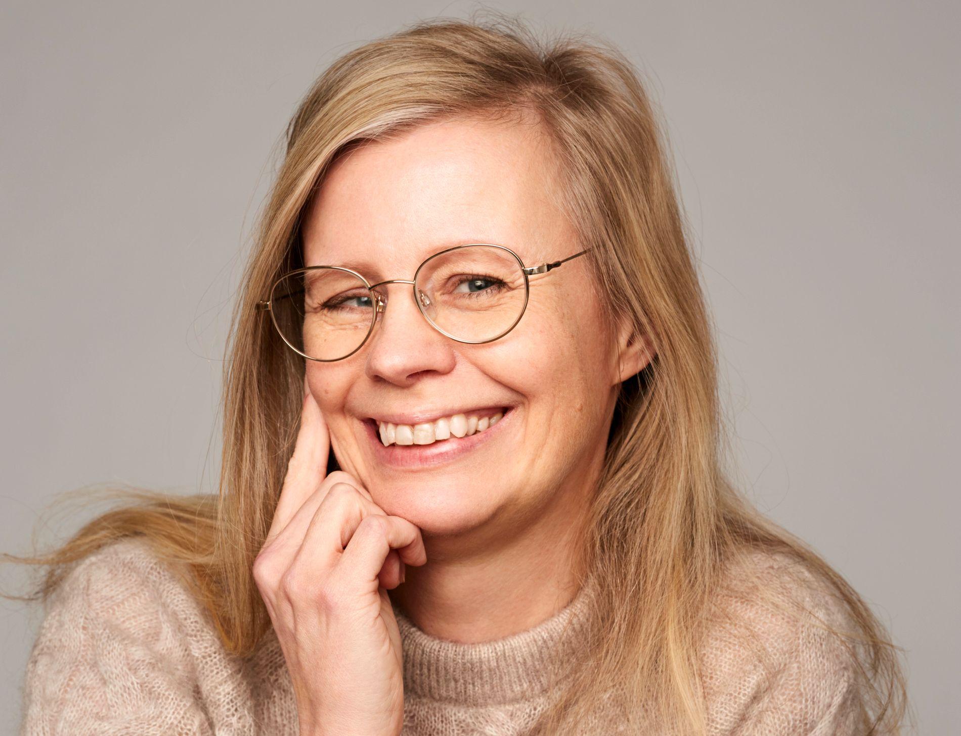 KJENT PSYKOLOG: Hedvig Montgomery (49) er utdannet psykolog og jobber som familieterapeut. Hun har også siden 1999 arbeidet med uttak og oppfølging av deltagere til forskjellige reality-TV-program.
