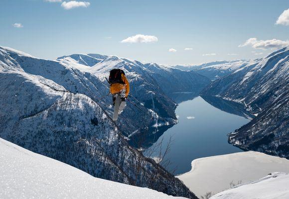 Vinterfjellet: De beste toppturene i Norge