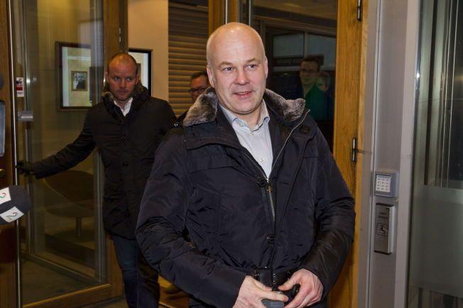 UENIG: Kringkastingssjef Thor Gjermund Eriksen mener at NRK har genrebredde som ingen andre, og er dermed uenig i flere av Høyres forslag.