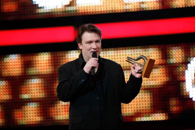 SPELLEMANN: Tore Andersen fikk I 2009 Spellemannprisen i kategori country .