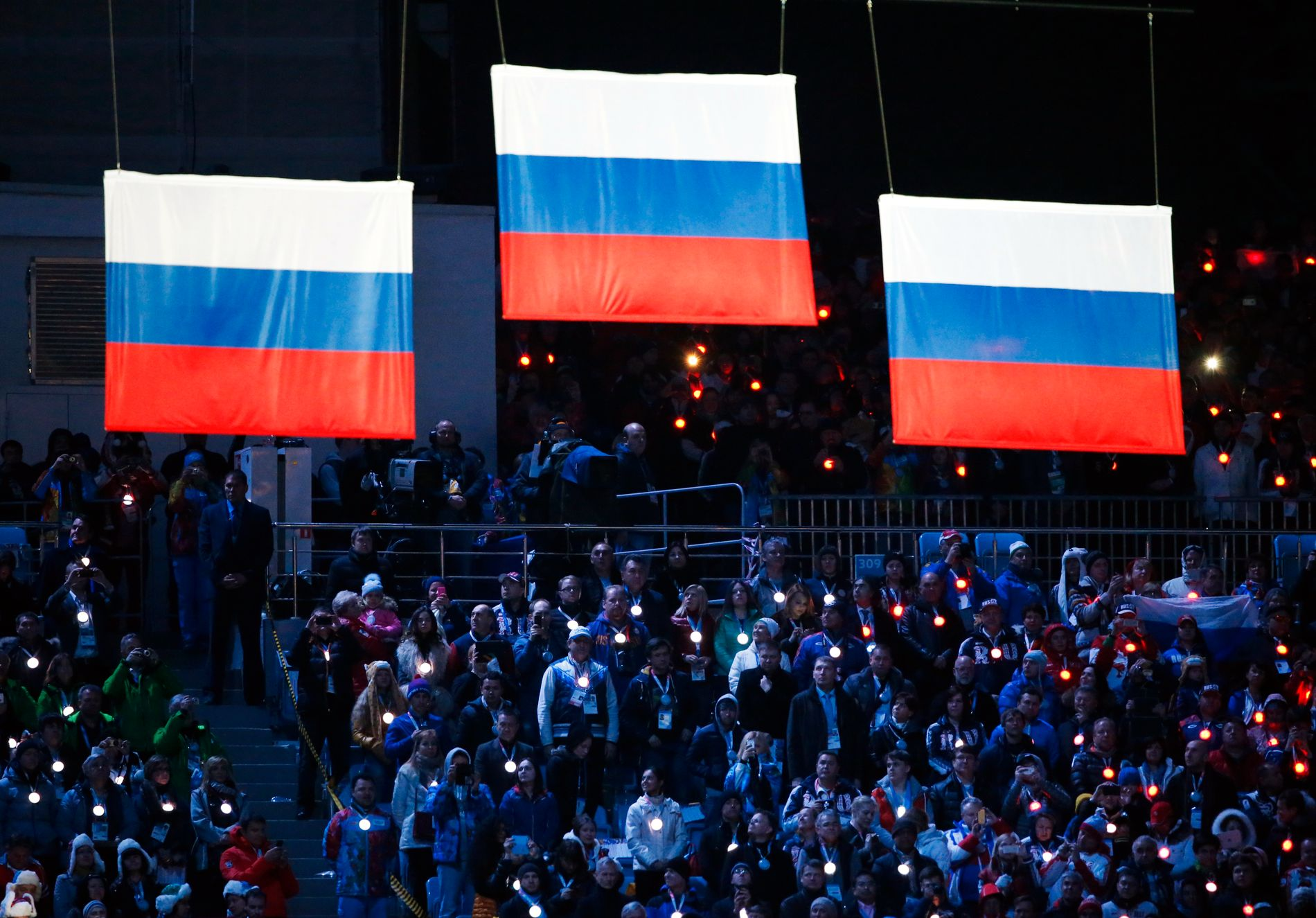 russerne i ol 51 trenere og 10 medisinere utestengt