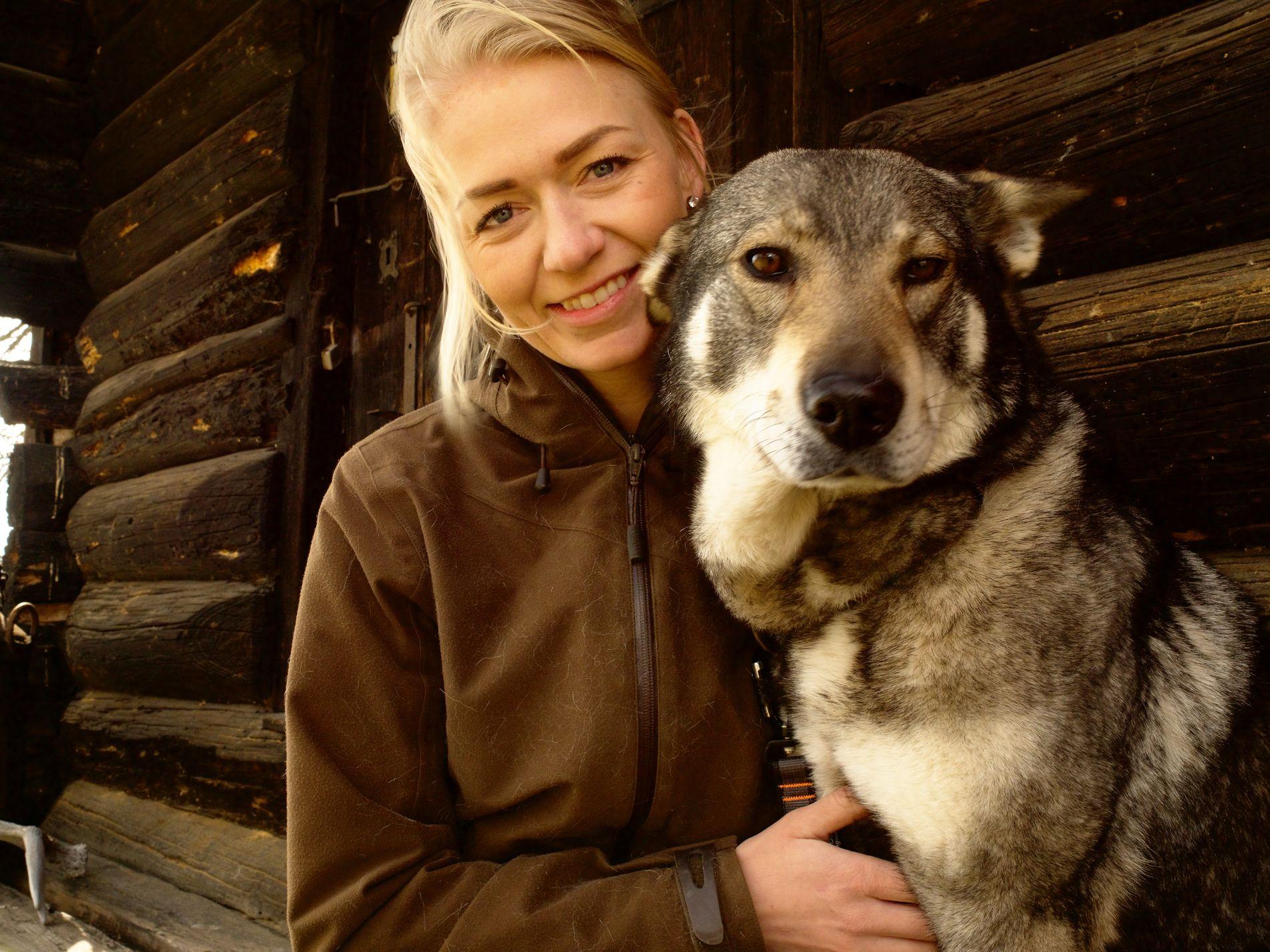 Anette fanget krokodille på TV – nå skal hun jakte på kjærligheten