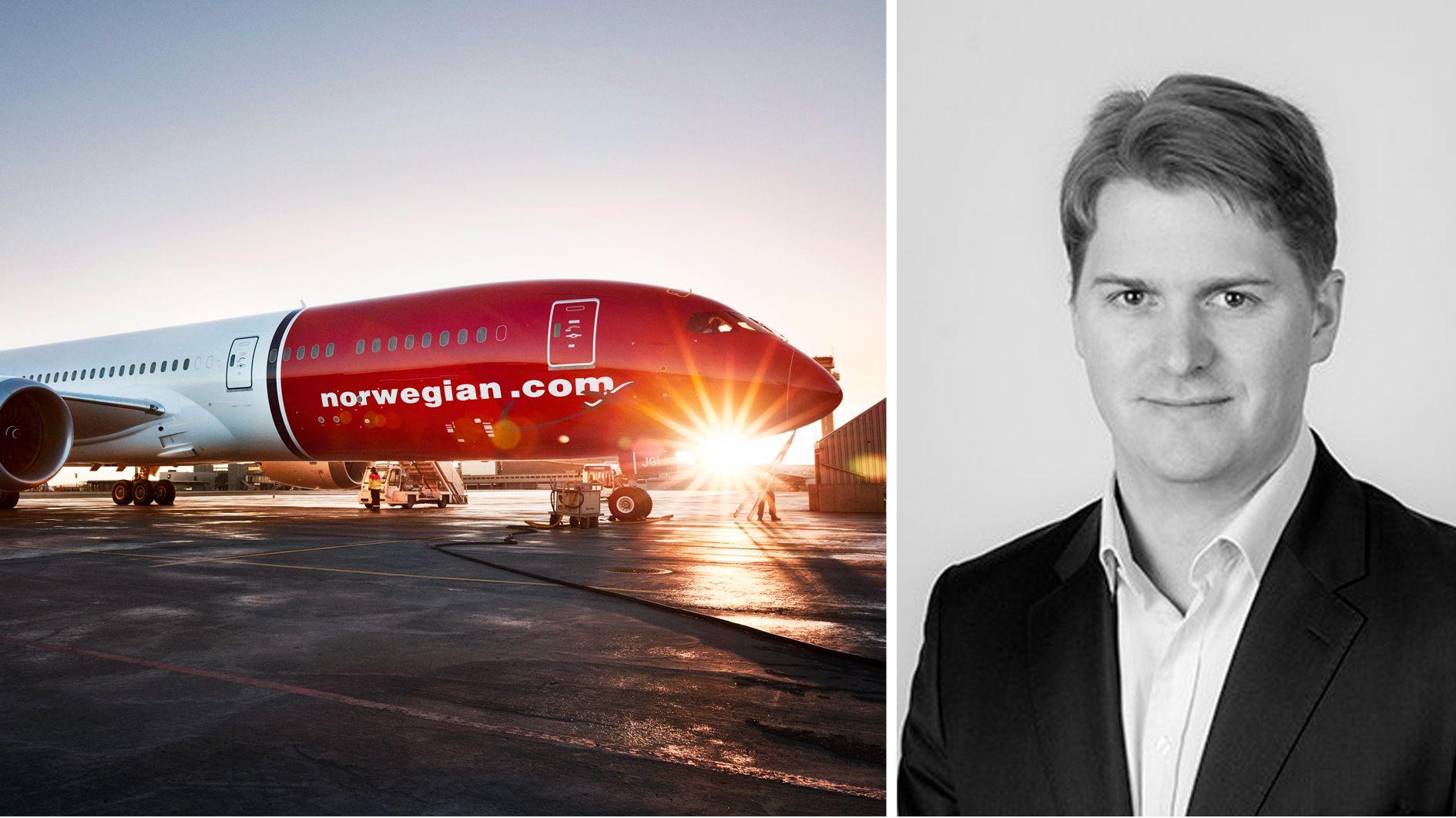 SIER NEI: Porteføljeforvalter Philippe C. Sissener vil ikke akseptere Norwegians justerte forslag til gjeldsutsettelse.