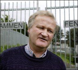 TRIST: Advokat Tor Kjærvik mener klienten skulle fått hjelp før. FOTO: JAN PETTER LYNAU/VG