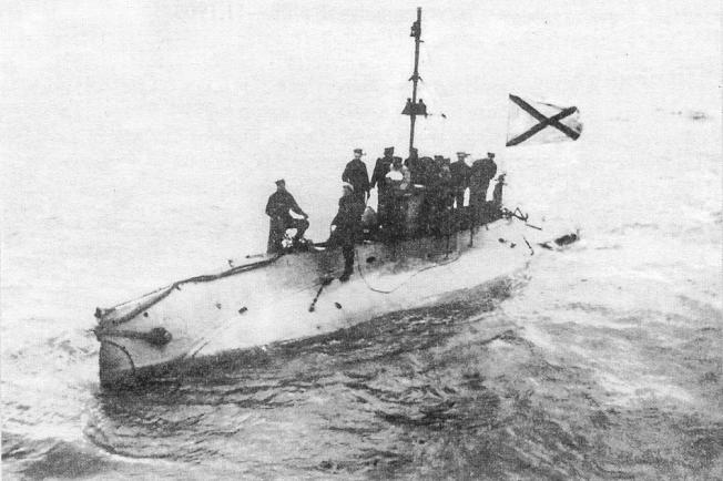 SØSTERSKIP: Ubåten på bildet, «Beluga,» er av samme type som den man nå mener er funnet i Østersjøen.