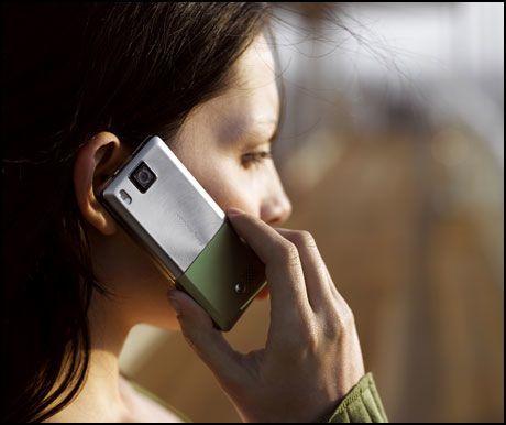 VERSTING: Sony Ericsson T650i er en av verstingene når det gjelder stråling. Foto: Sony Ericsson