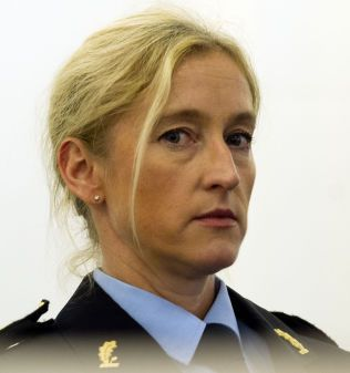 HENLA SAKEN: Påtaleansvarlig på saken, Sidsel Isachsen henla Monika-saken i august 2012.