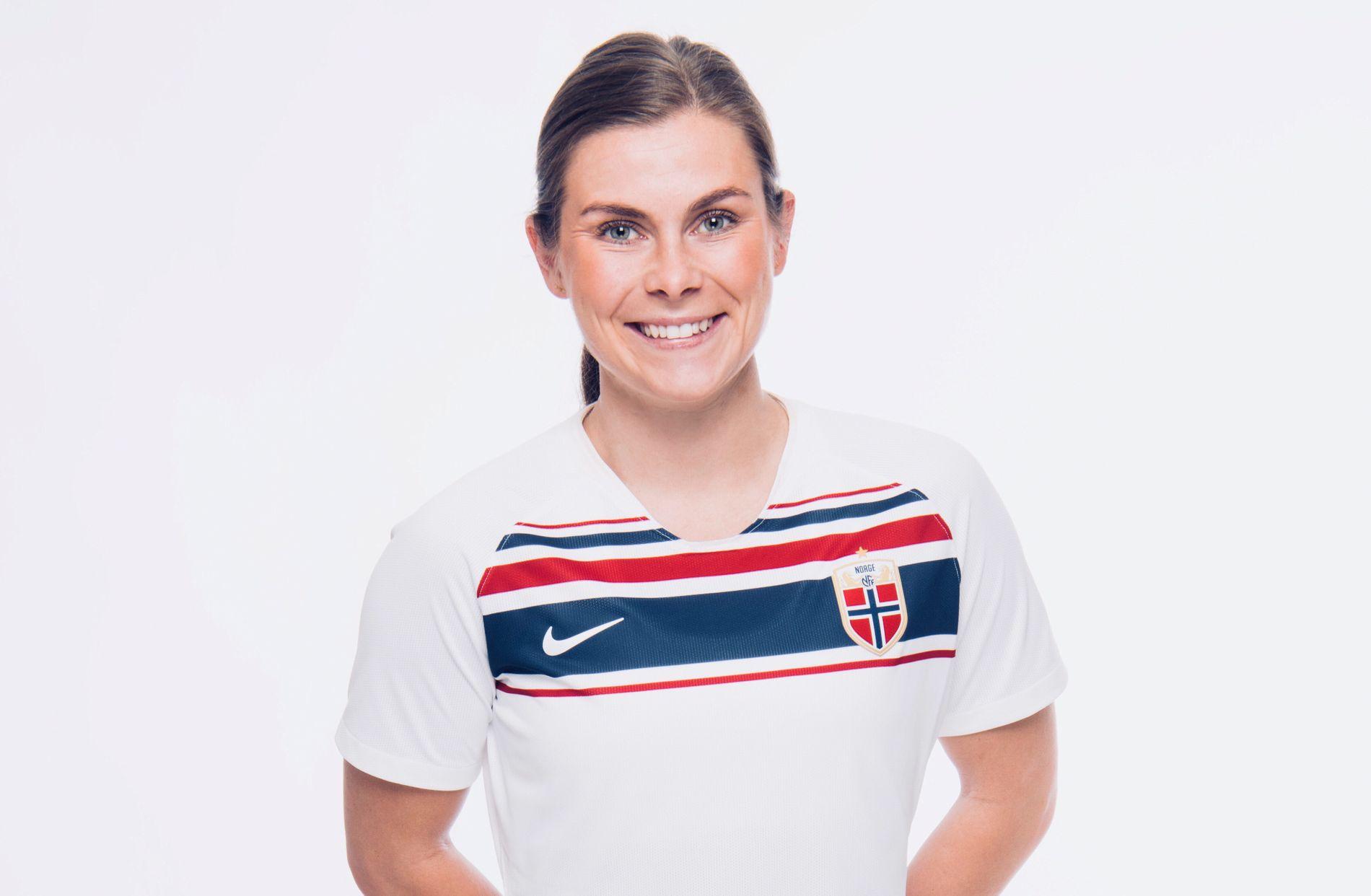 Emilie Haavi (26) spiller på LSK og Norge.