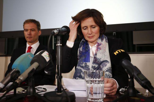 HEVDER SIN USKYLD: Fungerende administrativ leder i Oslo katolske bispedømme, Lisa Wade, sier de ikke har gjort noe ulovlig.