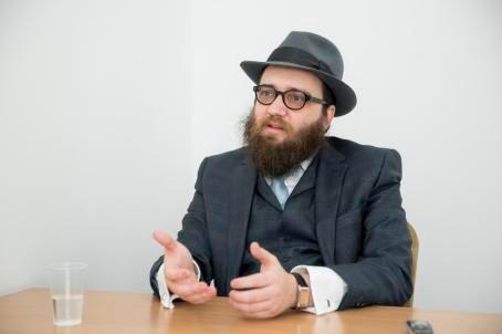 BEKYMRET: – Europa må få en annen innvandringspolitikk, ellers vil antisemittismen øke ytterligere i omfang, sier Daniel Bodnar.