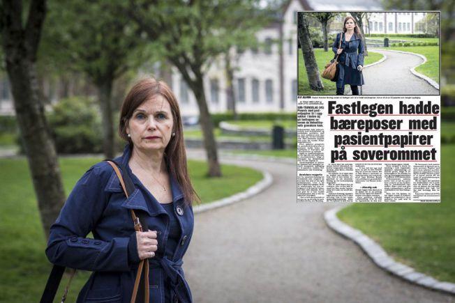 VARSLET: Det gikk to år fra pasient Annicken Rønning fra Trondheim slo alarm om legen, til han mistet autorisasjonen.