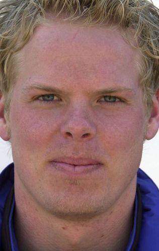 KRISTIANSUND-TRENER: Christian Michelsen vet også en del om å score mål. Solskjær-kompisen scoret selv 13 mål på 86 kamper for Stabæk mellom 1999 og 2003.