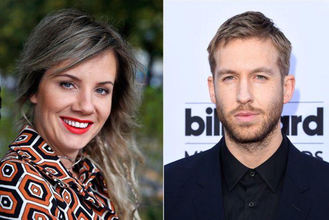 HETT SAMARBEID: Ina Wroldsen og skotske Calvin Harris har gått sammen for å lage en ny singel.