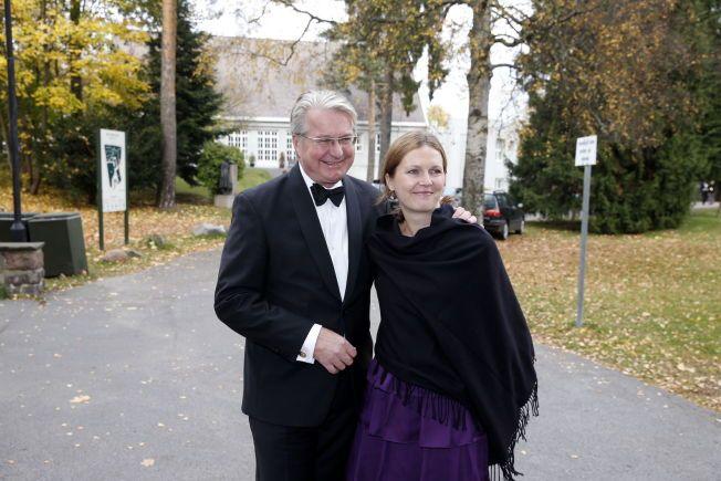FERDIG: Fabian Stangs kone Catharina Munthe må slutte som politisk rådgiver for kulturministeren fordi hun er gift med Oslos ordfører.