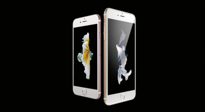 MANGE LIKHETER: Telefonen er ved første øyekast identiske med sine forgjengere. Om du ikke velger versjonen i rosegull, da.